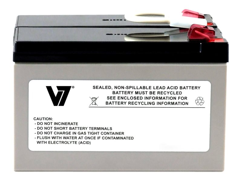 V7 Replacement UPS Battery for APC # APCRBC109, APCRBC109-V7