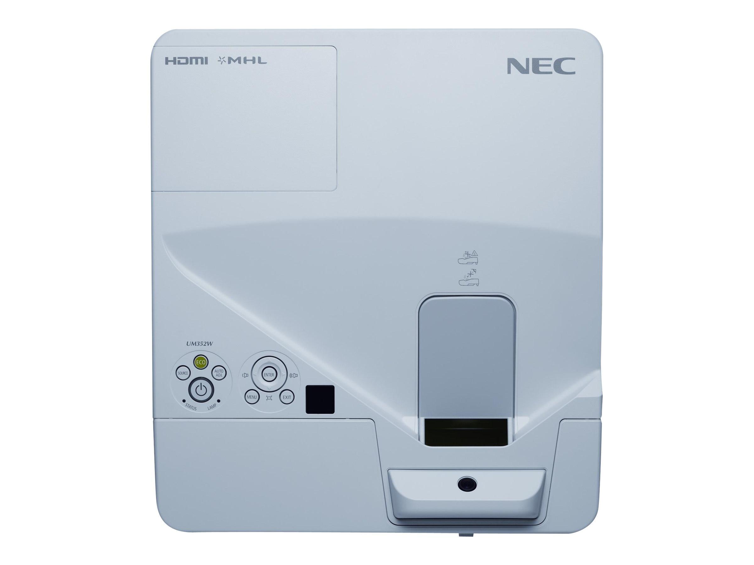 NEC NP-UM352W Image 4