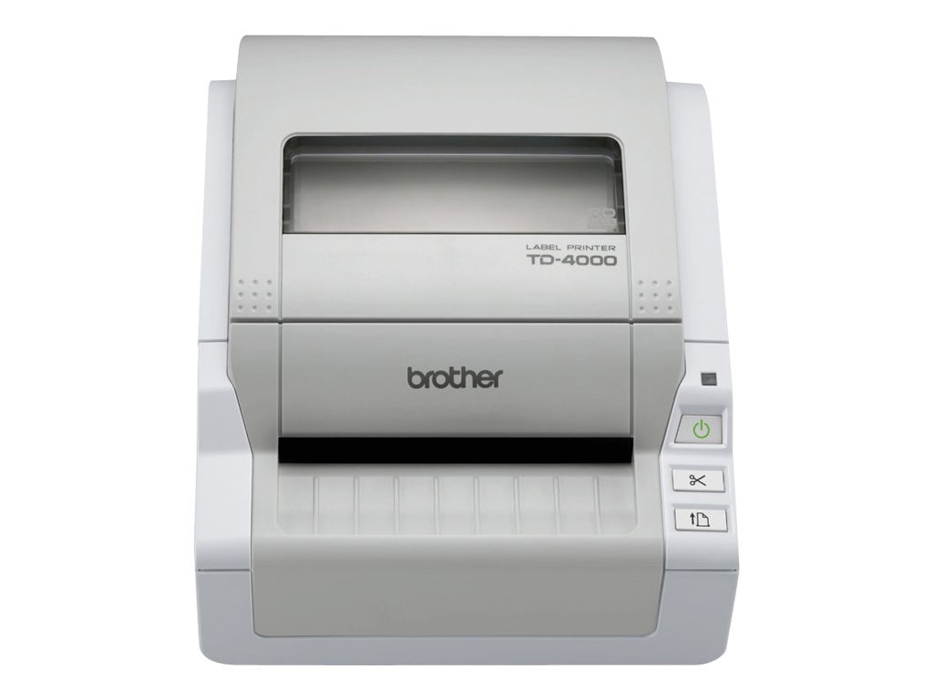 Brother TD-4000 Desktop Bar Code Printer, TD4000