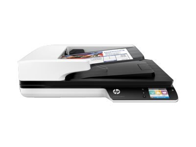 HP ScanJet Pro 4500 FN1 Network Scanner ($842.52 - $150 Instant Rebate = $692.52 Expires 12 31 16), L2749A#BGJ