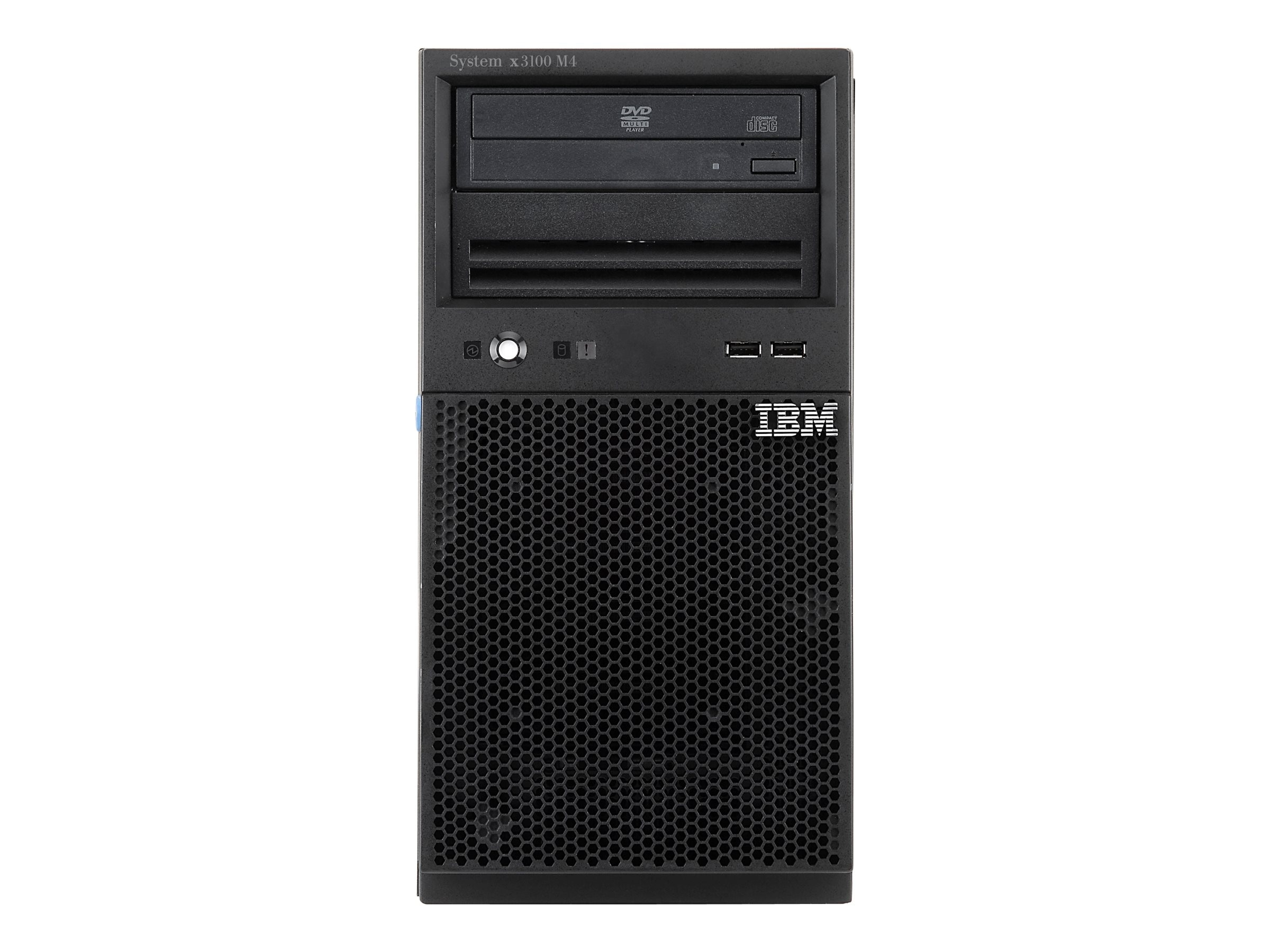 IBM Express System x3100 M4 Intel 3.3GHz Xeon