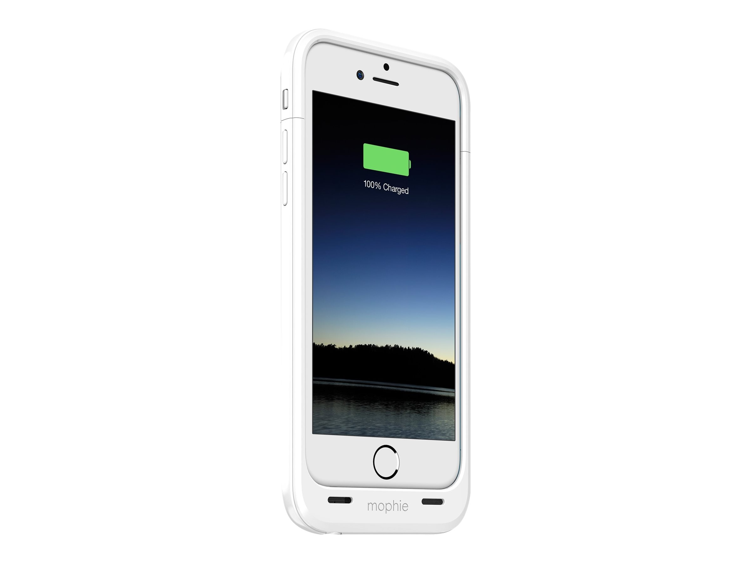 Mophie Juice Pack Plus for iPhone6 - White, 3072_JPP-IP6-WHT