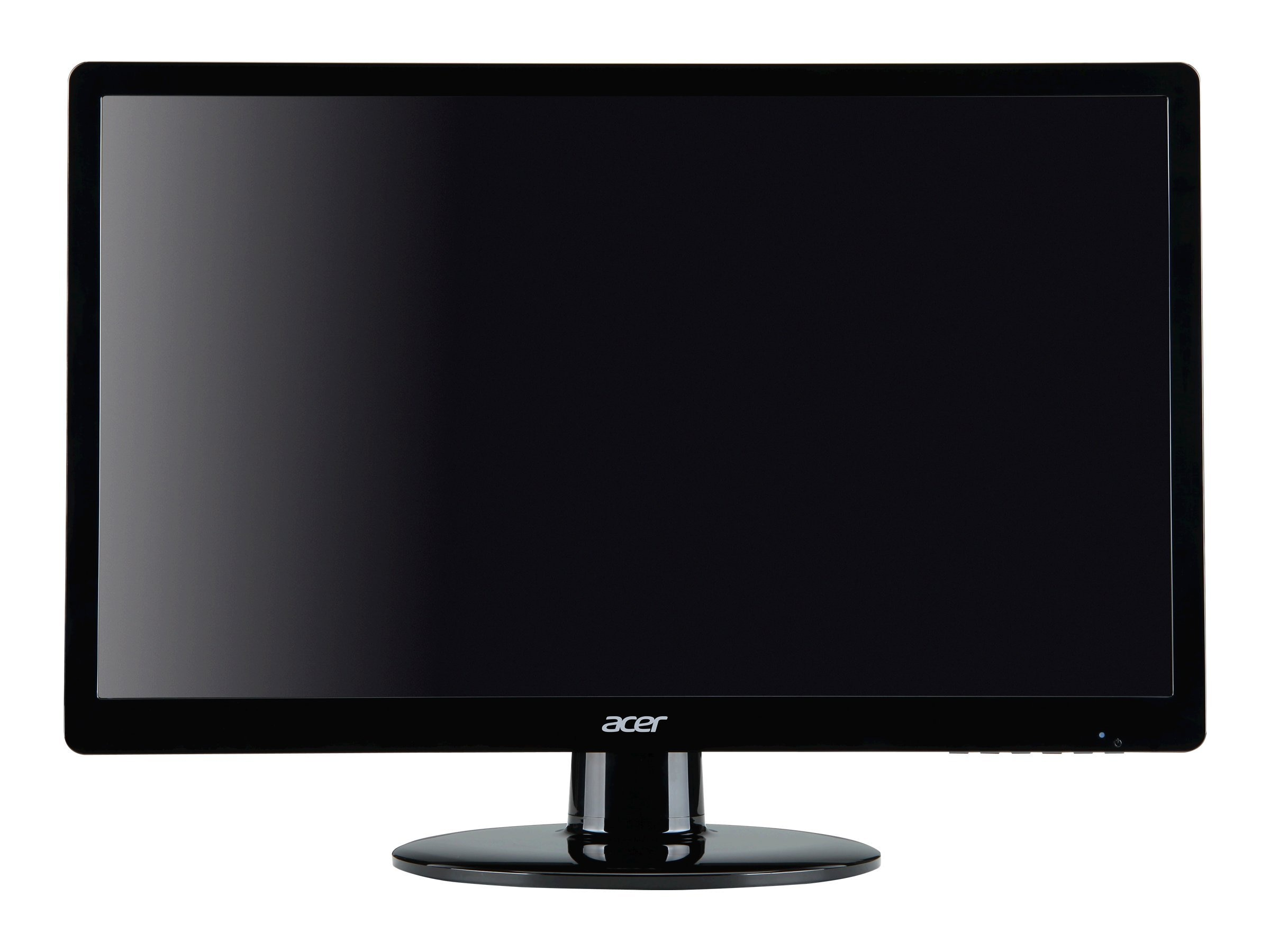 Acer 22 S220HQL Full HD LED Ultra-Slim Monitor, Black, ET.WS0HP.A01, 13492382, Monitors - LED-LCD