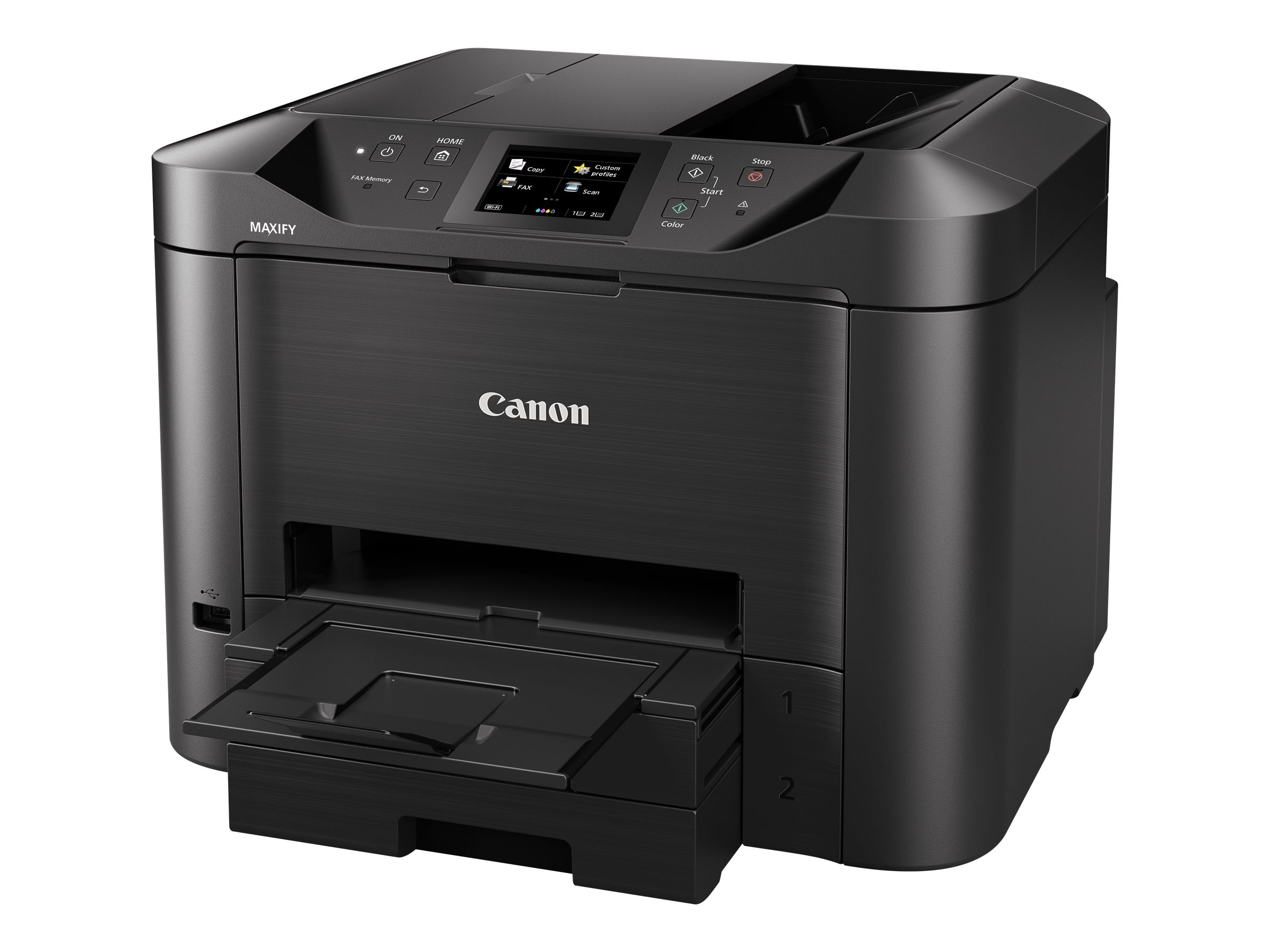 Canon MAXIFY MB5420 Wireless Small Office All-In-One Printer, 0971C002