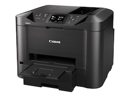 Canon MAXIFY MB5420 Wireless Small Office All-In-One Printer, 0971C002, 32400156, MultiFunction - Ink-Jet