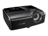 ViewSonic Pro8400 Full HD DLP Projector with Speakers, 4000 Lumens, PRO8400