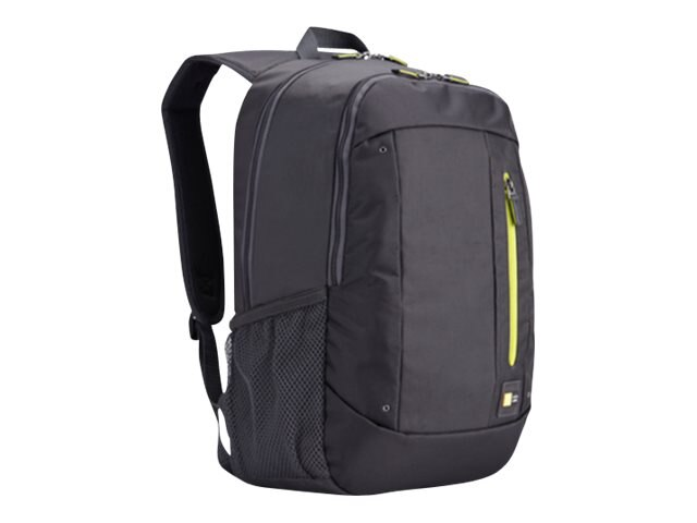 Case Logic 15.6 Laptop Backpack, WMBP-115ANTHRACITE, 15299050, Carrying Cases - Notebook