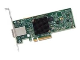 LSI 9300-8E 8-Port 12GB S SAS PCIe 3.0 HBA, LSI00343, 16011812, Host Bus Adapters (HBAs)