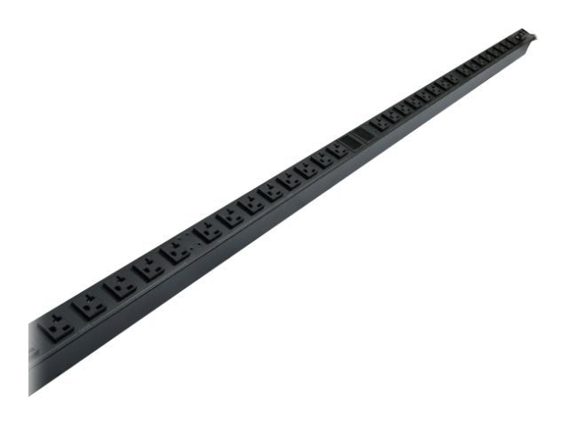 CyberPower 5-20R (32 Front) 0U Vertical Mount L5-30P 120V 30A 32, PDU30MVT32F, 11749594, Power Distribution Units