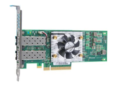 Qlogic 2-port Gen-3 25G SFP PCIE Network Adapter, QL45212HLCU-CK, 31916231, Network Adapters & NICs