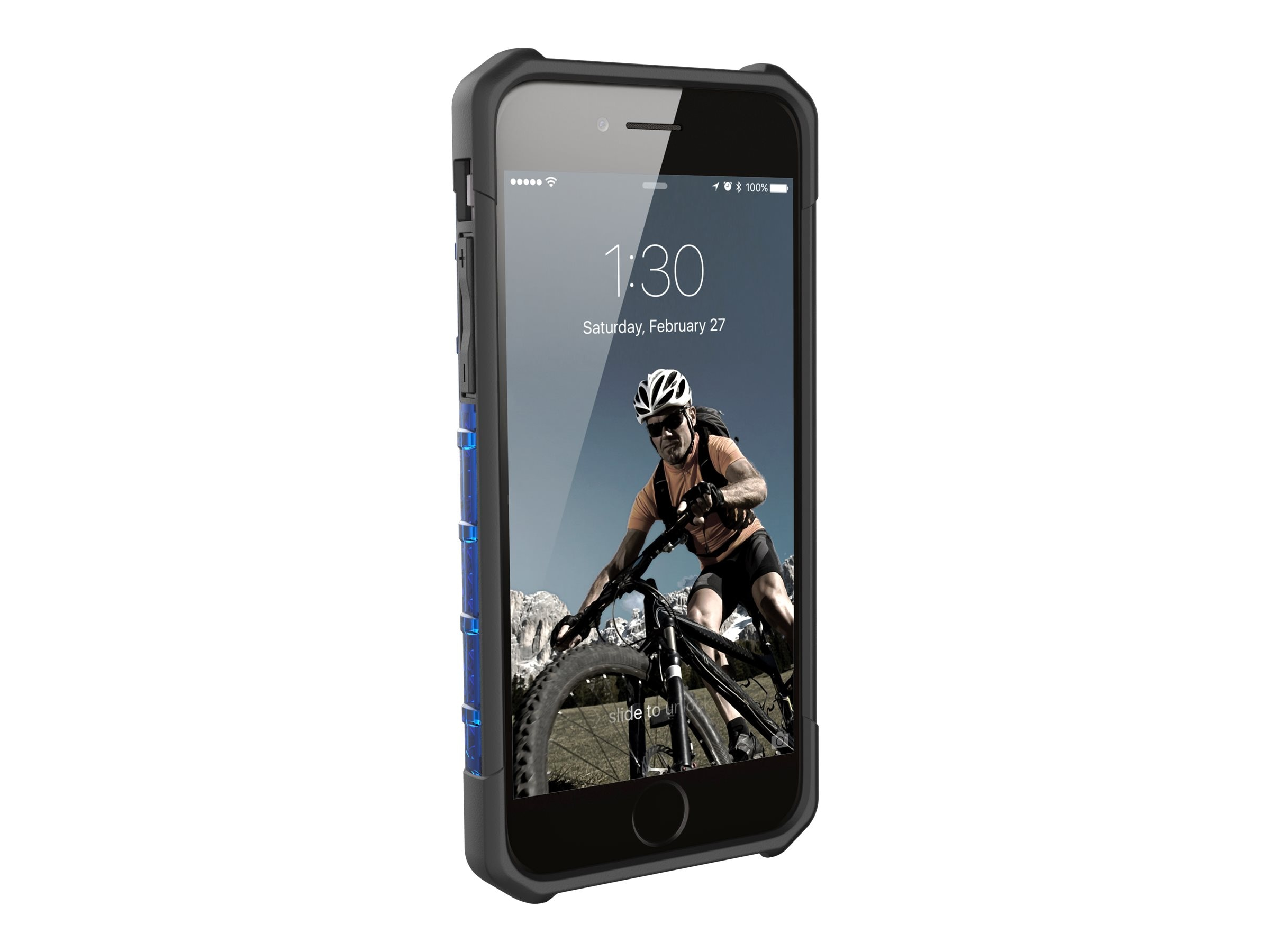 Urban Armor Plasma Case for iPhone 7 6s, Cobalt