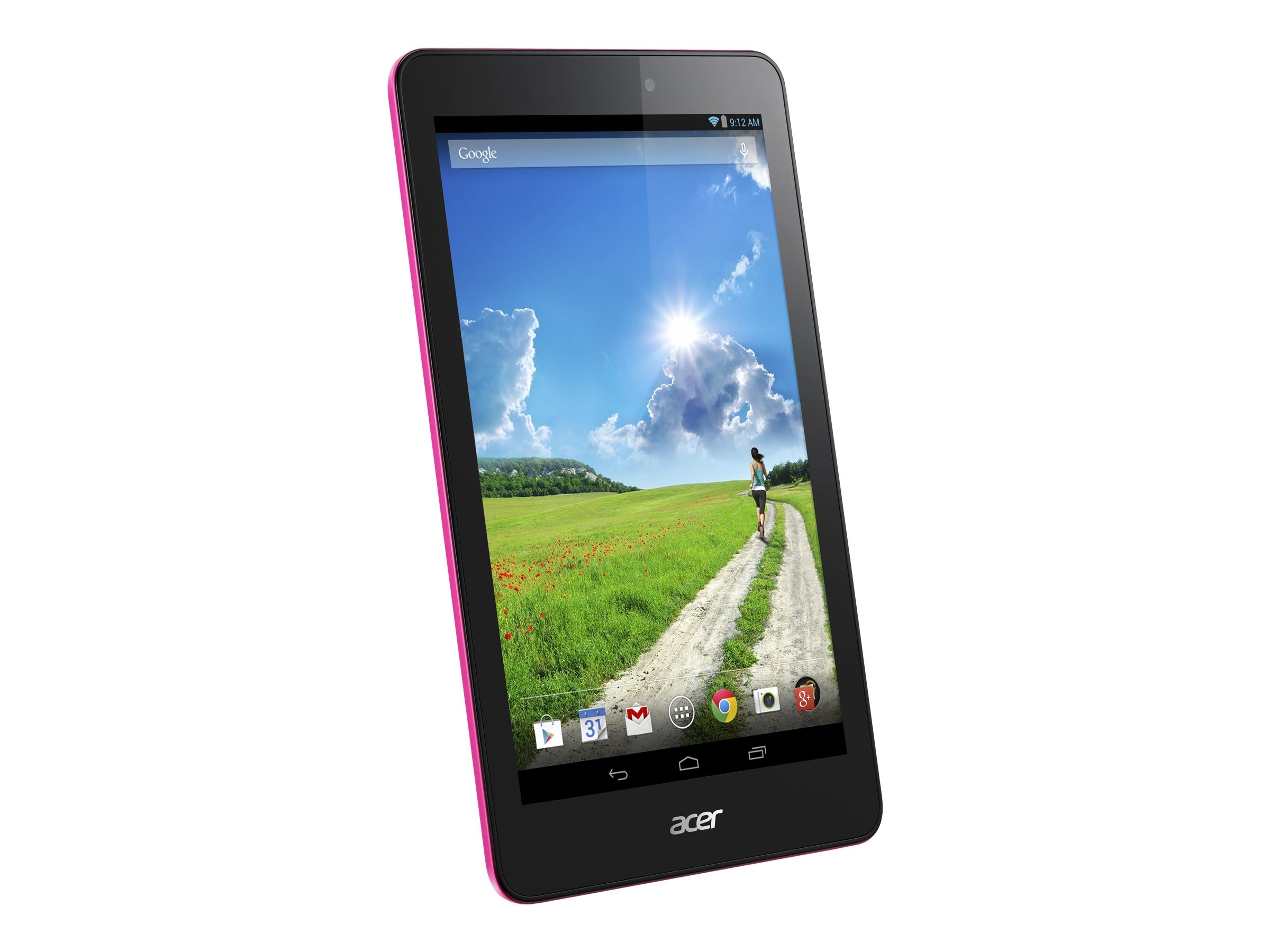 Acer Iconia B1-810-11ZW 1.33GHz processor Android 4.4 (KitKat), NT.L7LAA.001, 30878826, Tablets