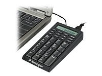 Kensington Notebook Keypad Calculator with USB Hub, 72274, 7410758, Keyboards & Keypads