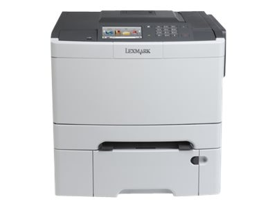 Lexmark CS510dte Color Laser Printer w  CAC Enablement (TAA Compliant), 28ET215