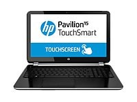 HP Pavilion Touchsmart 15-N278nr Notebook PC, F4G19UA#ABA, 16578608, Notebooks