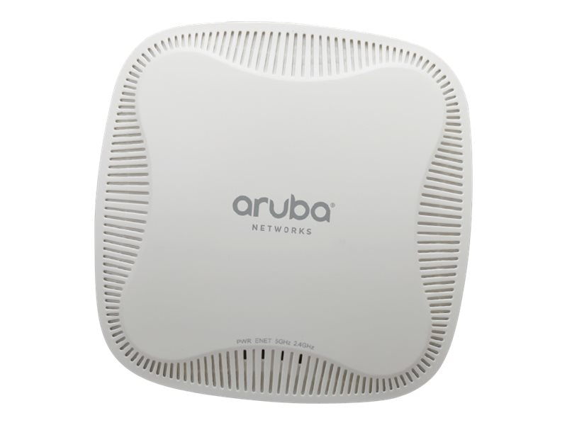 Aruba Networks AP-103 Wireless Access Point, 802.11N, 2X2:2, Dual Radio, Integrated, AP-103, 16946087, Wireless Access Points & Bridges