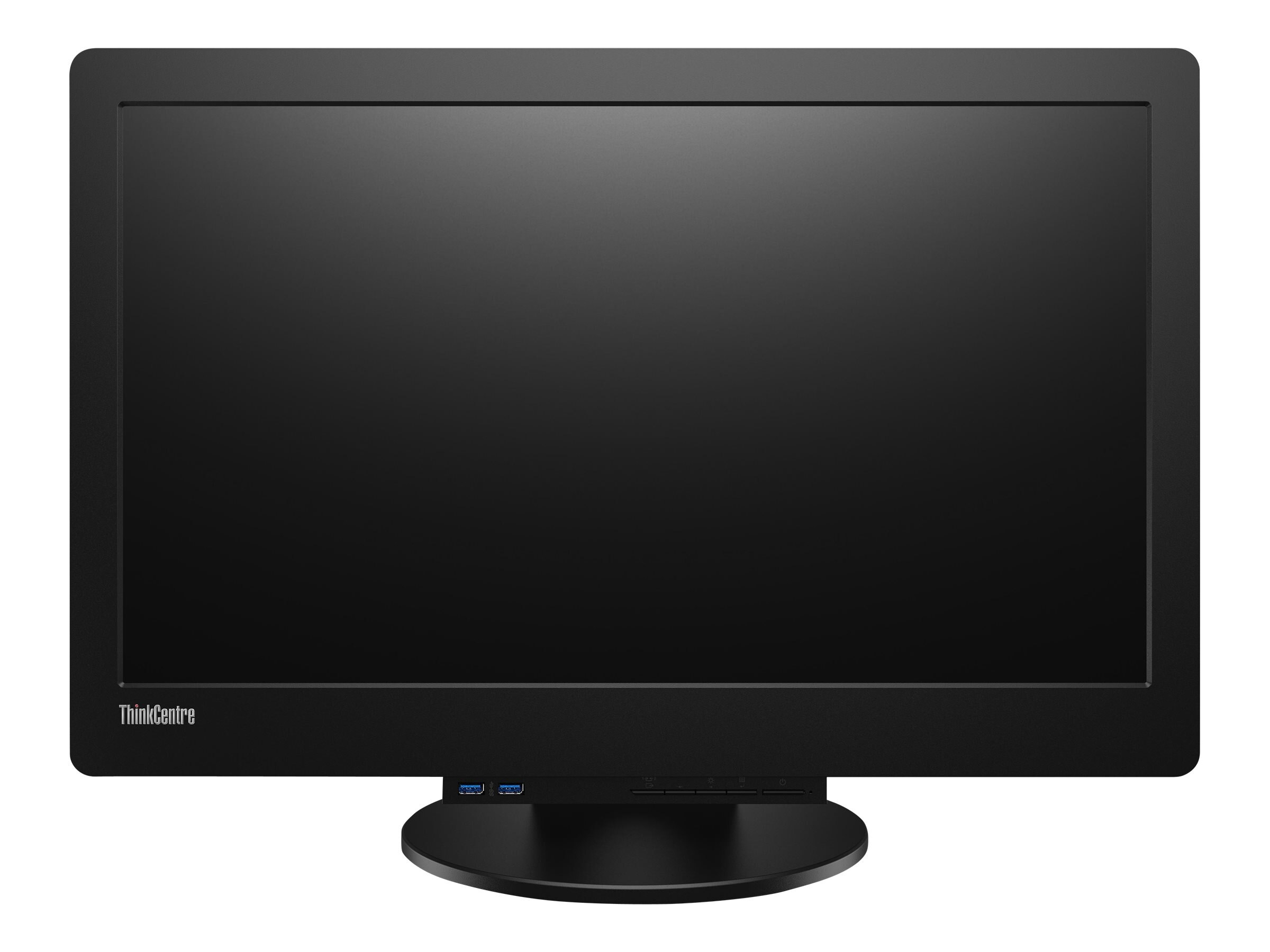Lenovo 23 Tiny-in-One Full HD LED-LCD Monitor, Black, 10DQPAR6US, 17987948, Monitors - LED-LCD