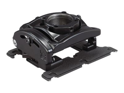 Chief Manufacturing RPA Elite Custom Projector Mount with Keyed Locking (B version), Black, RPMB144