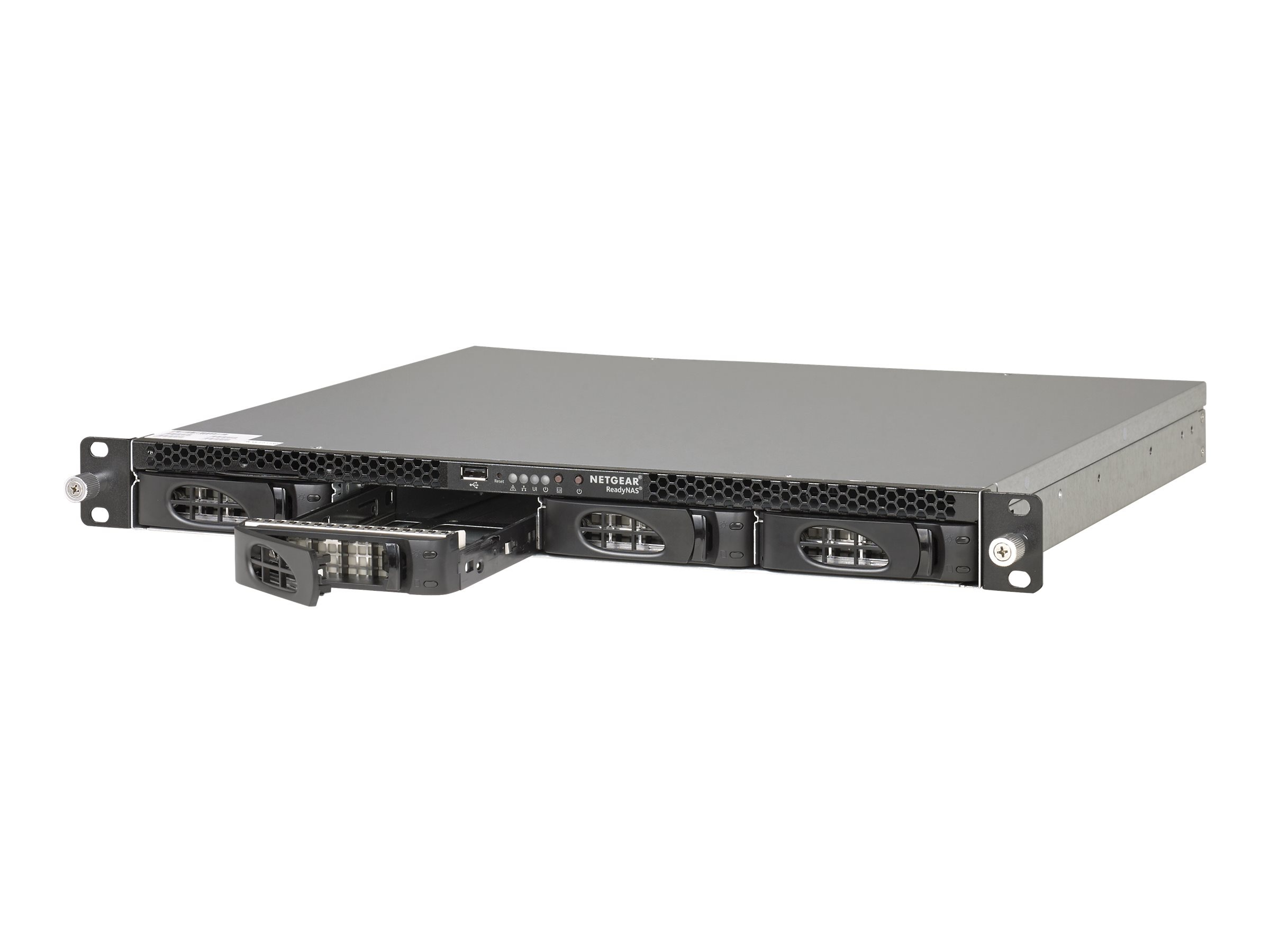 Netgear ReadyNAS 3130 Business Rackmount NAS - Diskless, RN3130-100NES, 18361411, Network Attached Storage