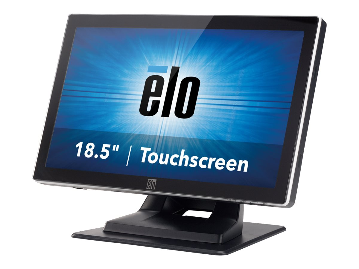 ELO Touch Solutions 18.5 1919L LED-LCD IntelliTouch ZB Monitor, Black, E176026