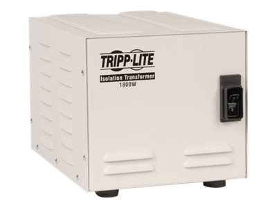 Tripp Lite 1800W Isolation Trans Hospital Grade (6) Outlet UL2601-1, IS1800HG, 5374491, Power Converters