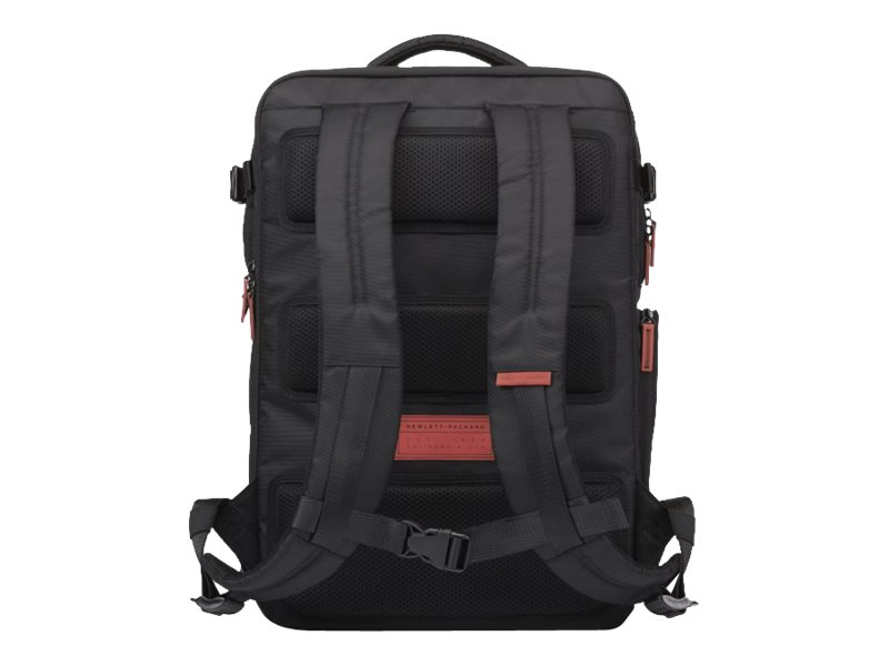 HP Omen Gaming Backpack for 17.3 Notebooks, Black, K5Q03AA#ABL