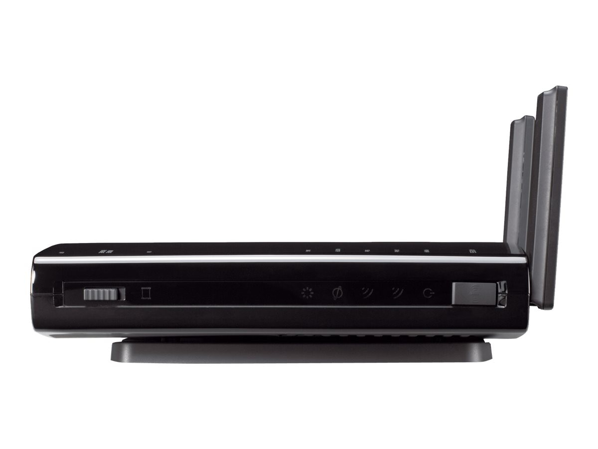 BUFFALO Wireless N600 DB Gig Router, WZR-600DHP