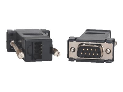 Opengear DB9M RJ45 Straight Serial Adapter, 319016, 28342504, Network Device Modules & Accessories