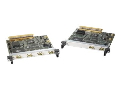 Cisco 2-Port Clear Channel T3 E3 Shared Port Adapters Version 2, SPA-2XT3/E3-V2, 17811740, Network Device Modules & Accessories