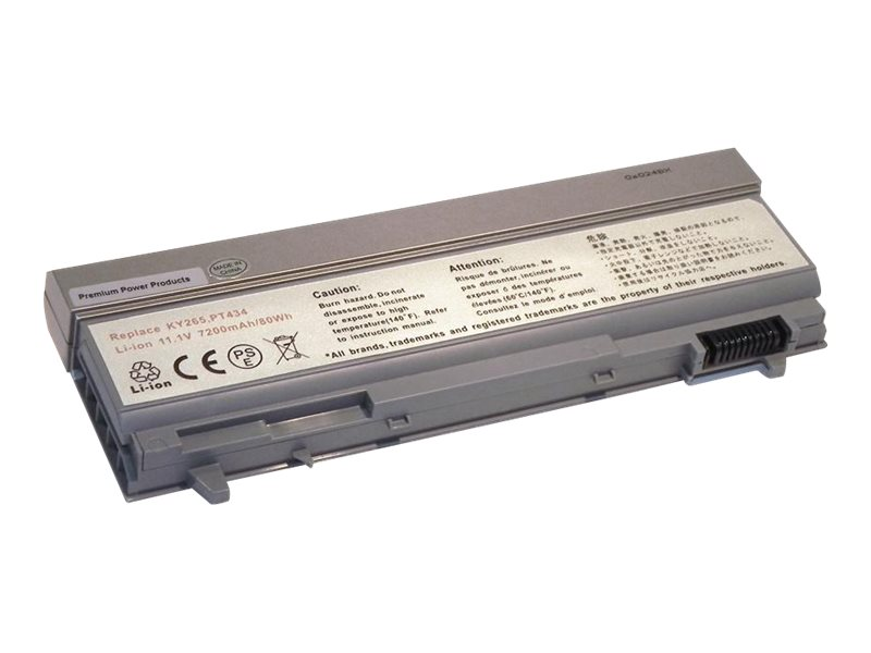 Ereplacements Dell Laptop Battery