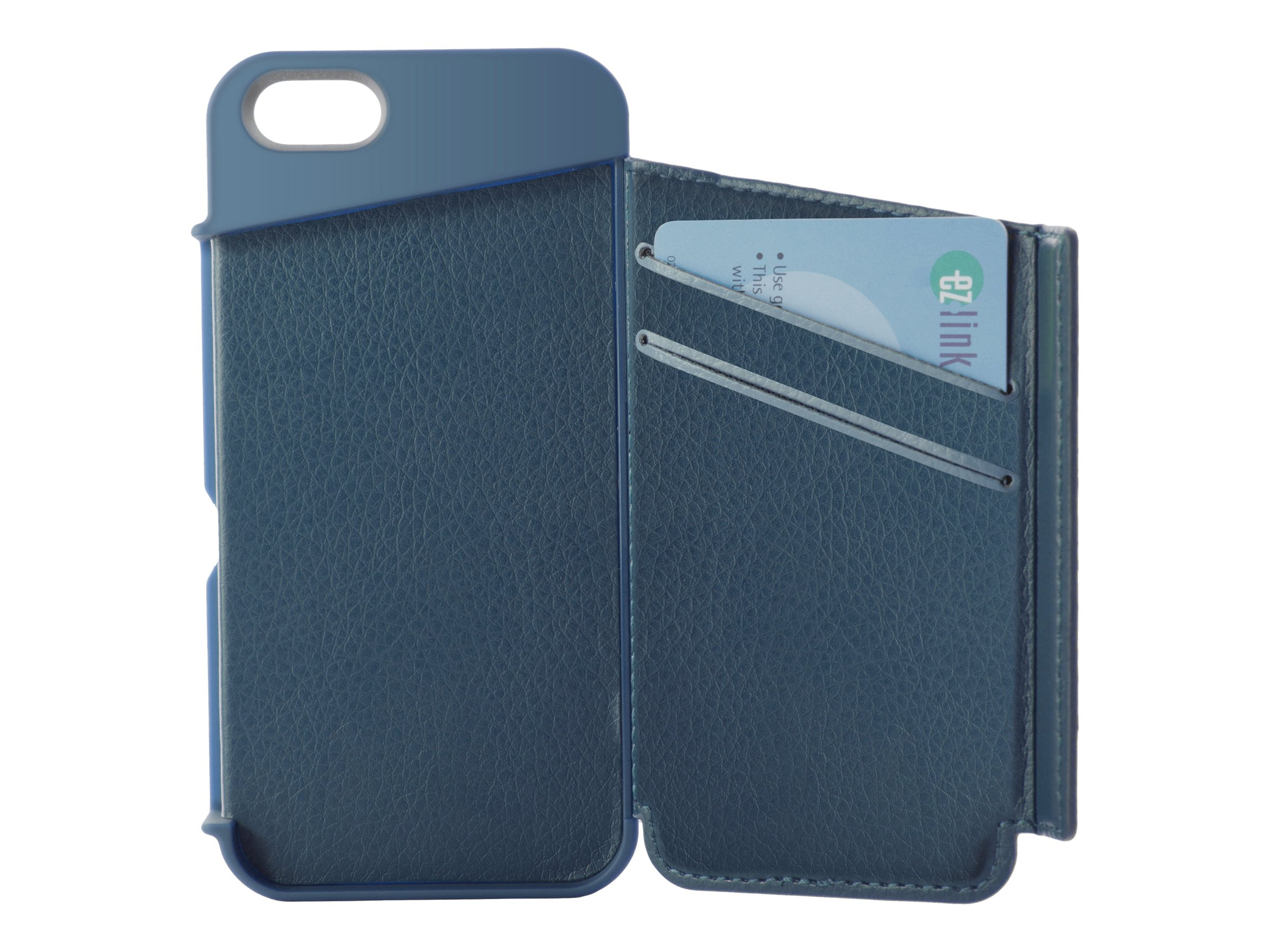 Targus Slidercase for iPhone 5, Blue, THD02202US, 14765645, Carrying Cases - Phones/PDAs