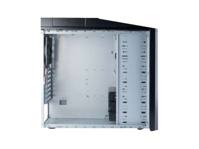 Antec Nine Hundred Gaming Case, 7 Slots, 9 Bays, 3x120mm Fans, 1x200mm Fan, 2USB, 1IEEE, LED, Side Window