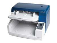 Xerox DocuMate 4790 Document Scanner, Duplex, 11.7 x 17, 600dpi, 200 Sheet ADF, USB