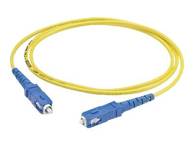 Panduit SC-LC Singlemode Duplex Patch Cable, 3m, F9E3-10M3Y