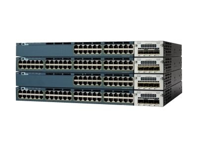 Cisco Catalyst 3560X 24-port Data PoE LAN Base, WS-C3560X-24P-L, 11523827, Network Switches