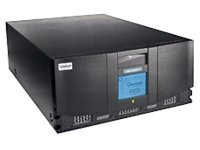 Overland NEO 2000, 2 IBM-LTO-2 drives (LVD), 30 slots, RM, OV-LXN101574, 6603700, Tape Automation