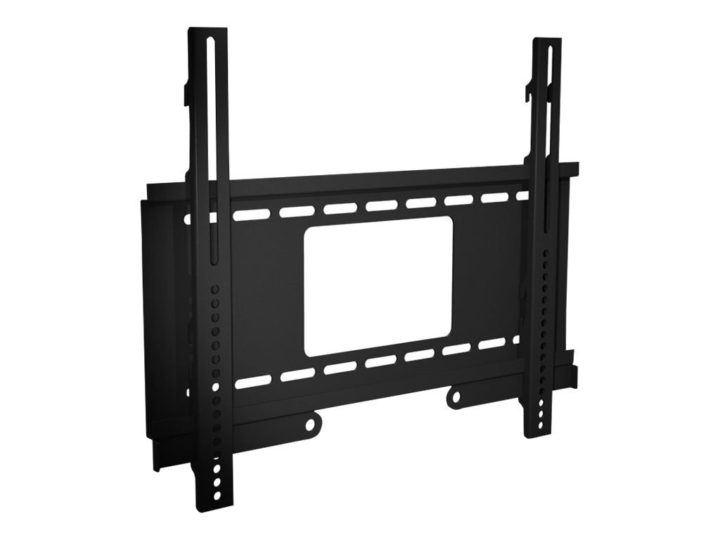 Promounts Medium Plasma LCD Wall Mount Fixed 24-40, Black, UF-PRO210B, 8112445, Stands & Mounts - AV
