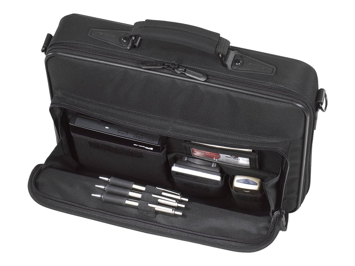Targus 15.4 Premiere Notebook Case, Black