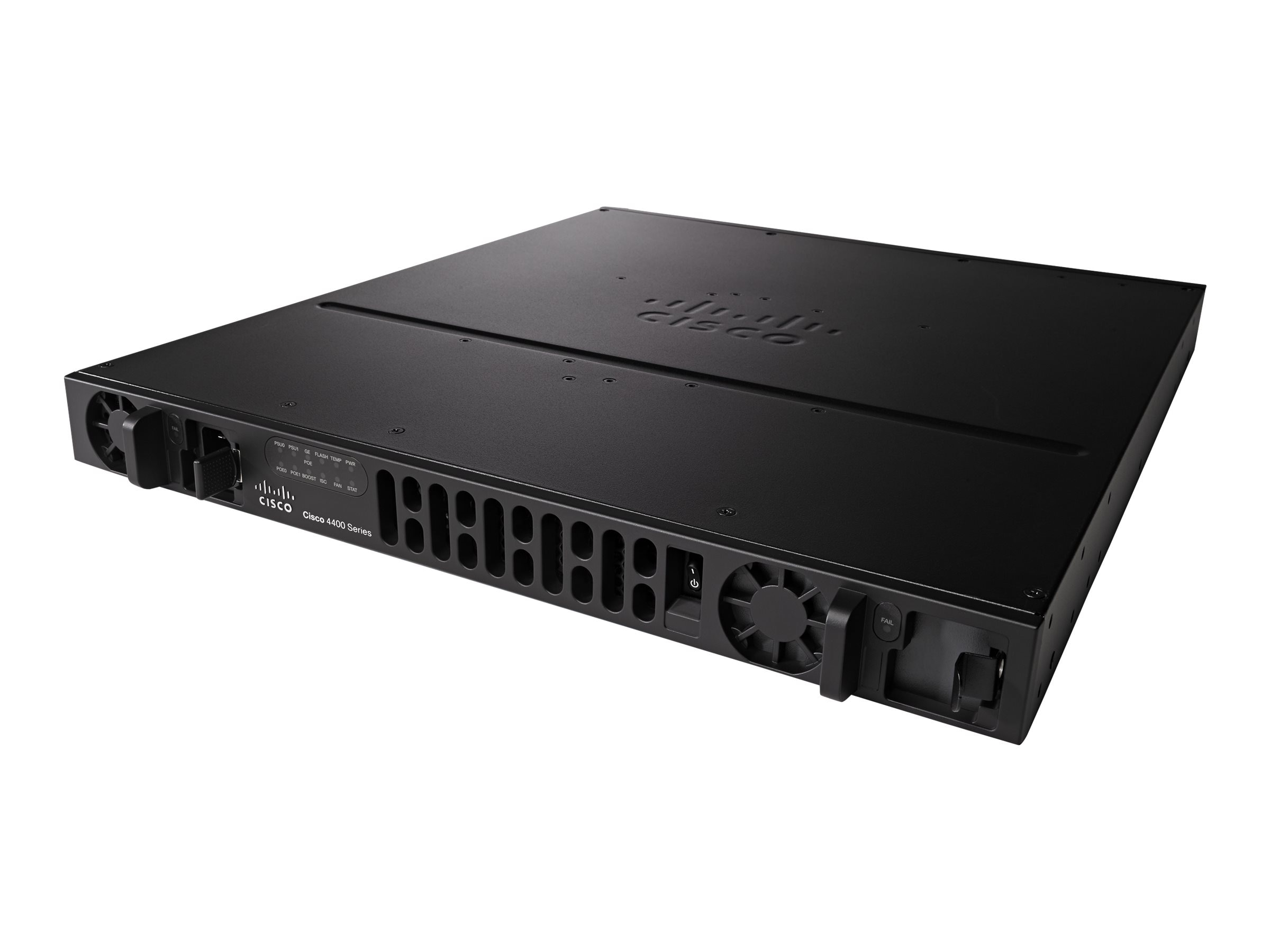 Refurb. Cisco ISR 4431 Security Bndl w SEC License, ISR4431-SEC/K9-RF