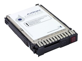 Axiom 4TB SAS 6Gb s 7.2K RPM Hot Swap Hard Drive, 695510-B21-AX, 17922239, Hard Drives - Internal
