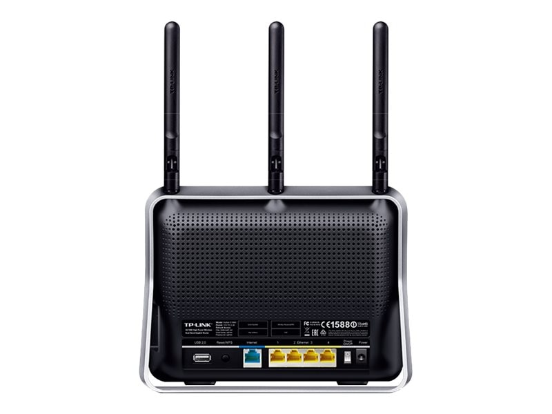 TP-LINK AC1900 High Power WL Dual Band Gb Router, ARCHER C1900