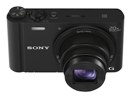 Sony WX350 Compact Camera, DSCWX350/B, 17793289, Cameras - Digital