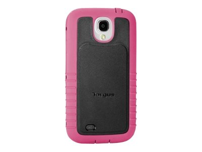 Targus SafePort Rugged Case Max for Samsung Galaxy S4, Pink, TFD00601US