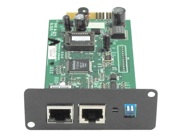 Minuteman SNMP Card for Minuteman UPS, SNMP-NV6, 15394858, Battery Backup Accessories