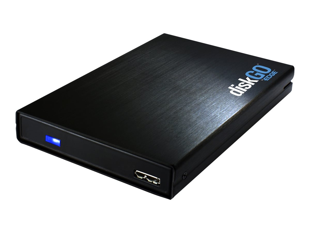 Edge 480GB DiskGO USB 3.0 Portable Solid State Drive, PE237691, 15793058, Solid State Drives - External