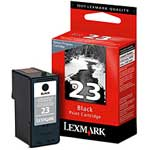 Lexmark Black #23 Return Program Ink Cartridges (48-pack), 18C1523-K, 8849519, Ink Cartridges & Ink Refill Kits