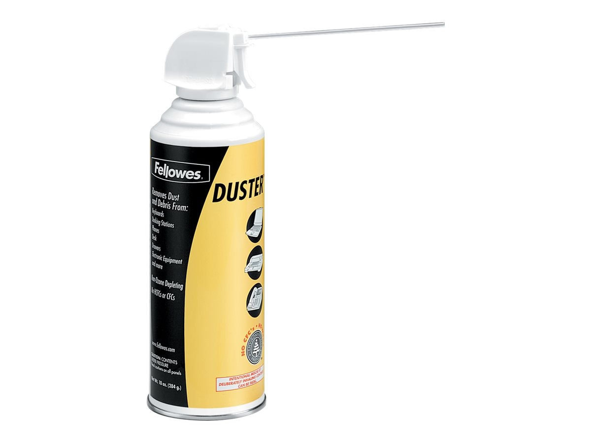Fellowes Pressurized Duster, 9963101   ***NO W1 ALLOWED***, 15612835, Cleaning Supplies