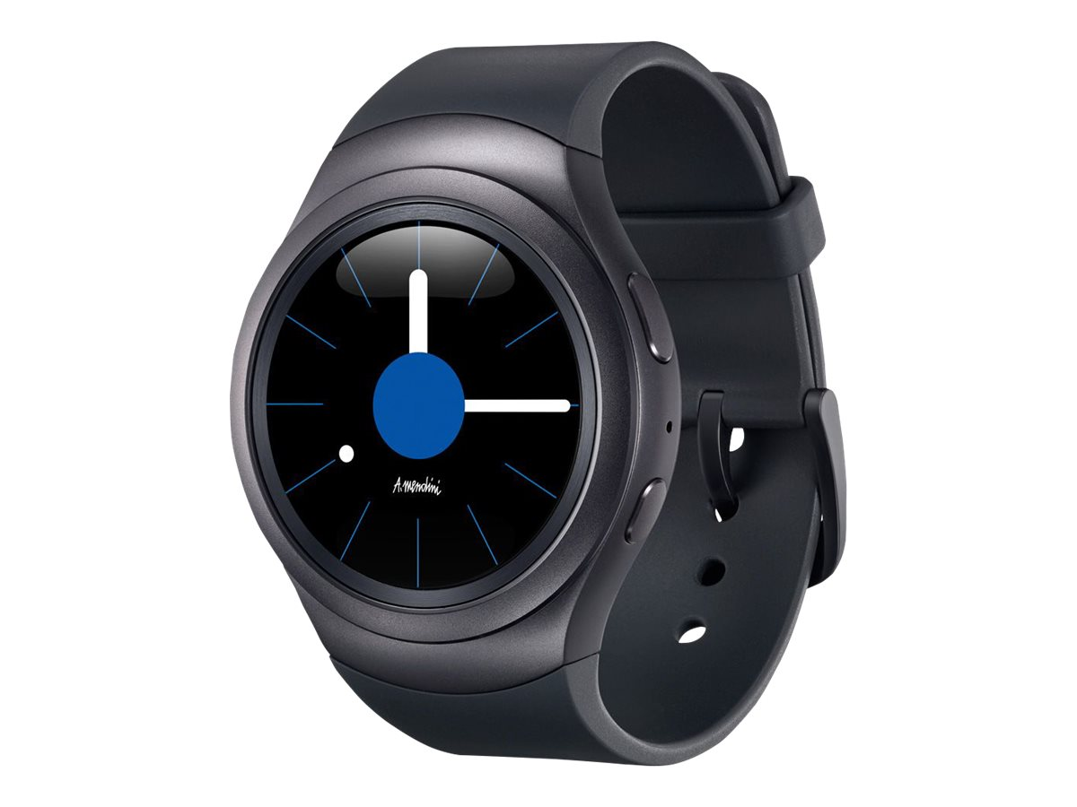 Samsung Gear S2, Dark Gray