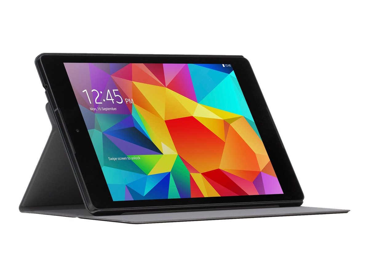 Targus Custom Fit Rotating 8.9 Nexus 9, Black, THZ544US