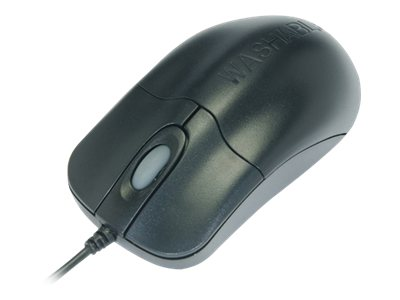 Seal Shield Silver Storm Optical Mouse Medical Grade PS2, Black, STM042P, 10930439, Mice & Cursor Control Devices